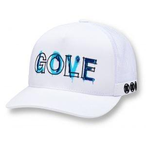 G/FORE Love Golf Trucker Golf Hat Snow