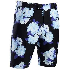 G/FORE Printed Floral Golf Shorts