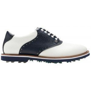 G/Fore Saddle Gallivanter Golf Shoes Snow/Twilight