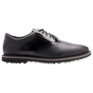 G/Fore Saddle Gallivanter Golf Shoes Onyx