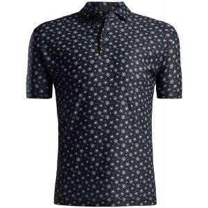 G/FORE Sketch Printed Golf Polo