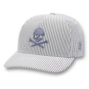 G/FORE Skull & T's Snapback Golf Hat Monument