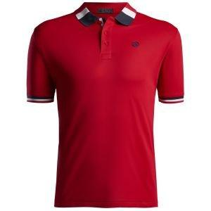 G/FORE Tricolour Golf Polo