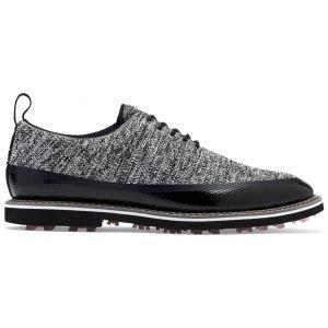 G/Fore Knit Tuxedo Gallivanter Golf Shoes Onyx Snow 2020