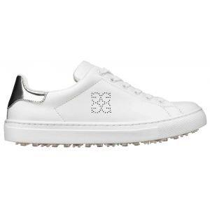 G/FORE Womens Disruptor Golf Shoes Snow