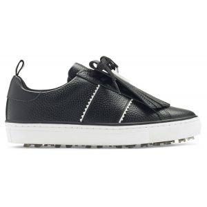 G/FORE Womens Kiltie Disruptor Golf Shoes Onyx