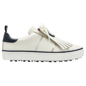 G/Fore Women's Limited Edition Kiltie Disruptor Golf Shoes Snow/Twilight