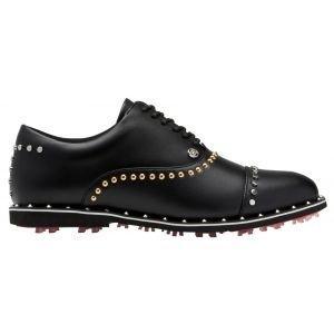 G/Fore Women's Welt Stud Gallivanter Golf Shoes Onyx