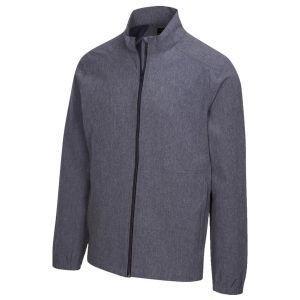 Greg Norman Full-Zip Windbreaker Stretch Golf Jacket - ON SALE