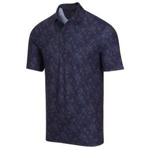 Greg Norman Harvest Stretch Golf Polo
