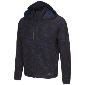 Greg Norman Lab Windbreaker Full-Zip Camo Golf Jacket