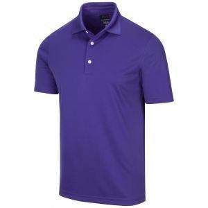 Greg Norman Protek Ml75 Microlux 2below Solid Golf Shirt - ON SALE