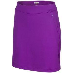 Greg Norman Womens Flounce Pull-On Stretch Golf Skort - ON SALE