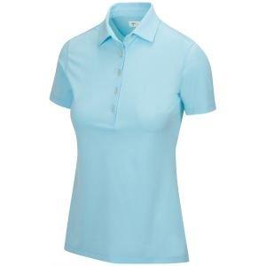 Greg Norman Women's Women's Freedom Micro Pique Stretch Golf Polo