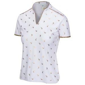 Greg Norman Ladies ML75 Gilded Golf Polo