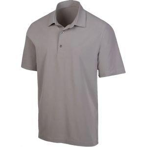 Greg Norman X-Lite 50 Solid Golf Polo
