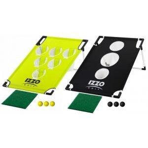 Izzo Pong-Hole Chipping Practice & Golf Gaming Set