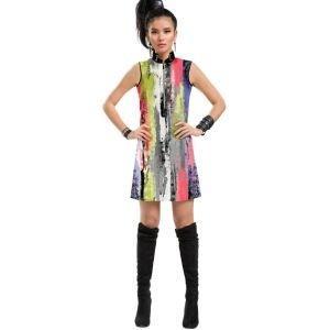 Jamie Sadock Ladies Sleeveless Kyoto Golf Dress