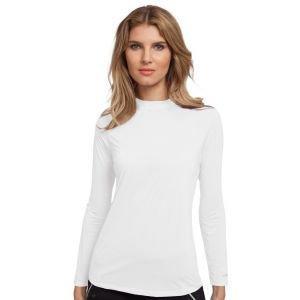 Jamie Sadock Womens Sunsense Long Sleeve Golf Shirt - 62119