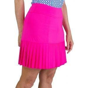 JoFIt Women's Knife Pleat Long Golf Skort GB0017