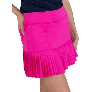 JoFit Women's Knife Pleat Short Golf Skort TB0007