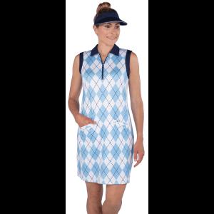 JoFit Women's Sleeveless Inset Golf Dress GD026