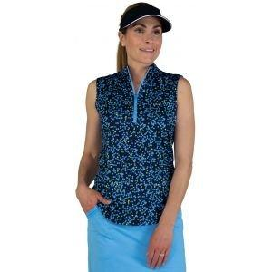 JoFit Women's Sleeveless Mock Golf Top GT0026