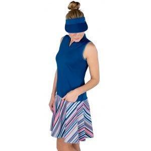 JoFit Womens Vista Drop Waist Golf Dress Under Shorts