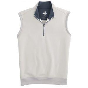 Johnnie-O Del Prep-Formance 1/4 Zip Golf Vest
