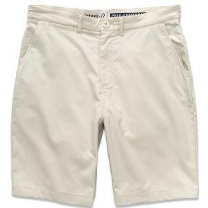 Johnnie-O Mulligan Golf Shorts Stone