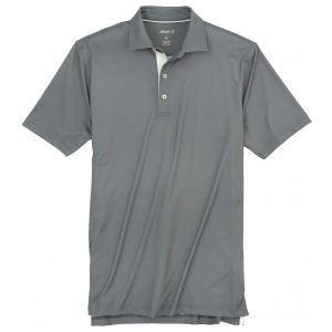 Johnnie-O Robben Printed Jersey Golf Polo