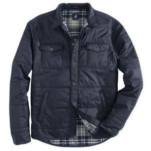 johnnie-O Watford Snap Front Nylon Shift Golf Jacket