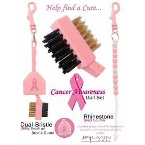 JP Lann Brush and Score Counter Cancer Awareness