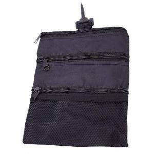 3 Zipper Pocket Golf Accessory Pouch