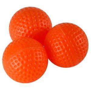 JP Lann Orange Hollow Practice Golf Balls