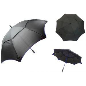 "Storm Master Elite 62"" Golf Umbrella Blue"