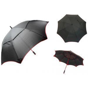 """Storm Master Elite 62"""" Golf Umbrella Red"""