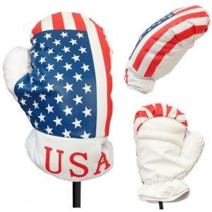 Stars And Stripes USA Boxing Glove Driver Headcover