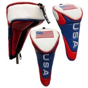 USA Zipper Hybrid Headcover