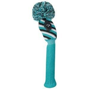 Just 4 Golf 3 Color Stripe Hybrid Headcover