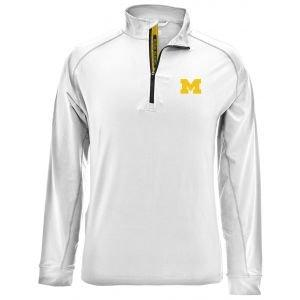 Levelwear University of Michigan Peak Quarter-Zip Golf Pullover