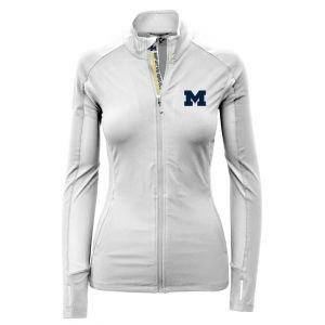 Levelwear Ladies University Of Michigan Alyssa Full Zip Golf Jacket