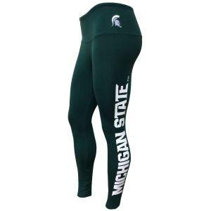 Loudmouth Golf Womens Michigan State Spartans Leggings - ON SALE