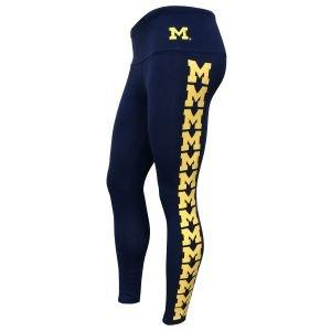 Loudmouth Golf Univeristy of Michigan Wolverines Leggings