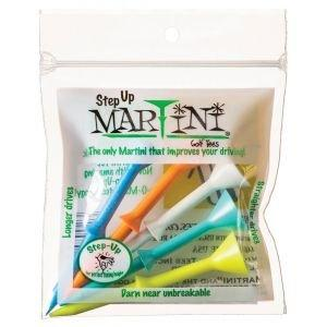 "3 1/4"" Martini Step-Up Golf Tees 5 Pack"