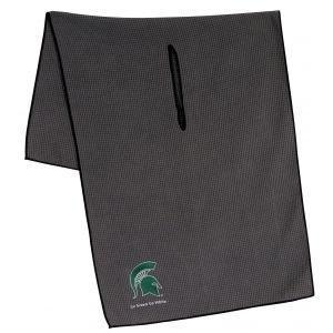 Team Effort Michigan State Microfiber Golf Towel