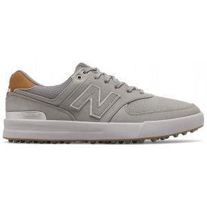 New Balance NB 574 Greens Golf Shoes 2020 - Grey