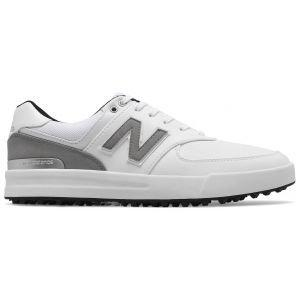 New Balance NB 574 Greens Golf Shoes White 2020