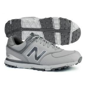 New Balance NBG574 Golf Shoes Grey/Silver - ON SALE