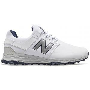 New Balance NB Fresh Foam Links SL Golf Shoes 2020 - White/Navy